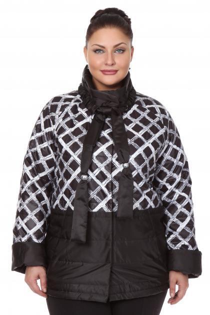 Артикул 160047 - куртка большого размера