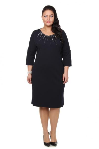 Артикул 104176 - платье большого размера