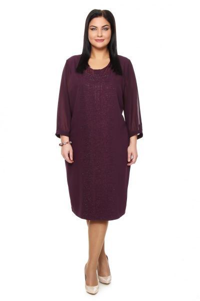 Артикул 209557 - платье большого размера