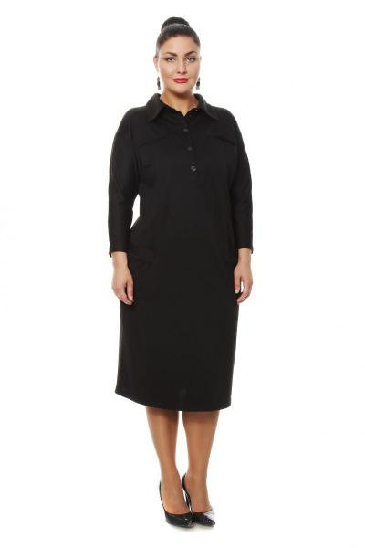Артикул 16373 - платье большого размера
