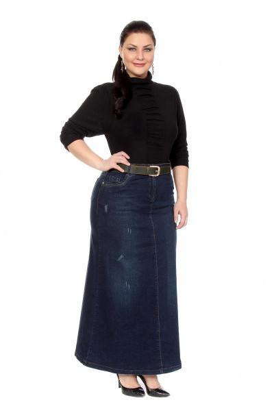 Артикул 205141 - юбка большого размера