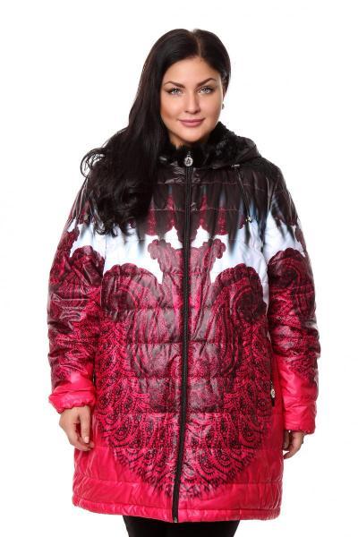 Артикул 270768 - куртка  большого размера