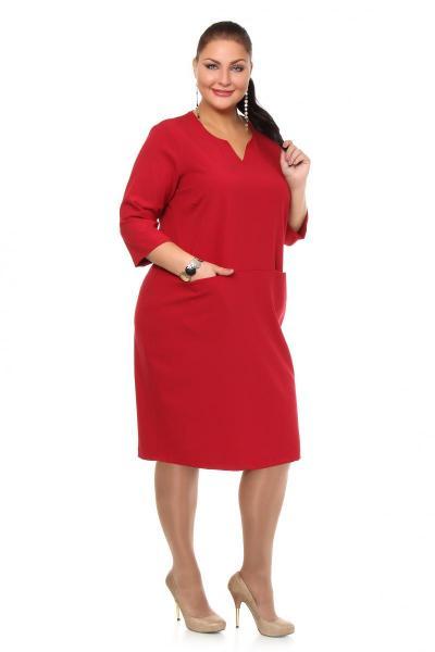 Артикул 105641 - платье большого размера
