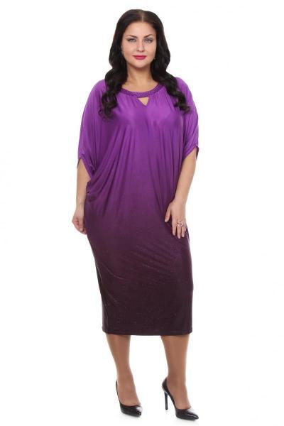 Артикул 16323 - платье  большого размера