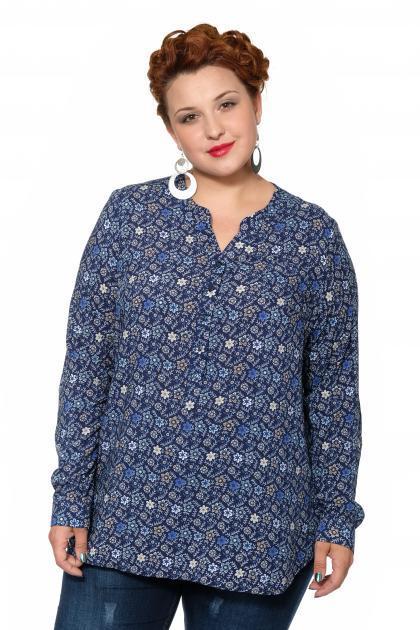 Артикул 15244 - блуза большого размера