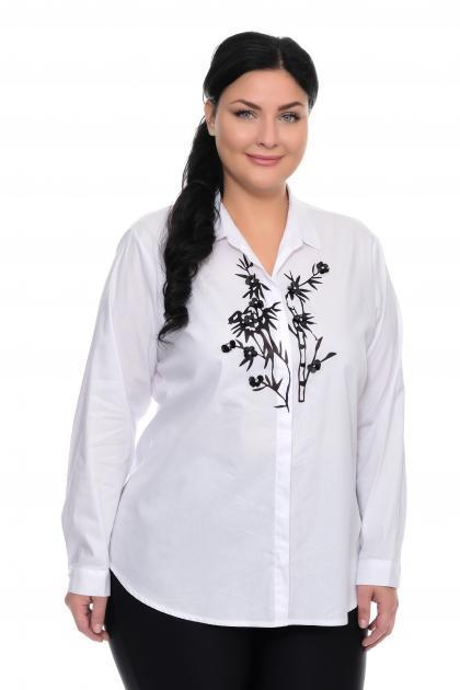 Артикул 309471 - блуза большого размера