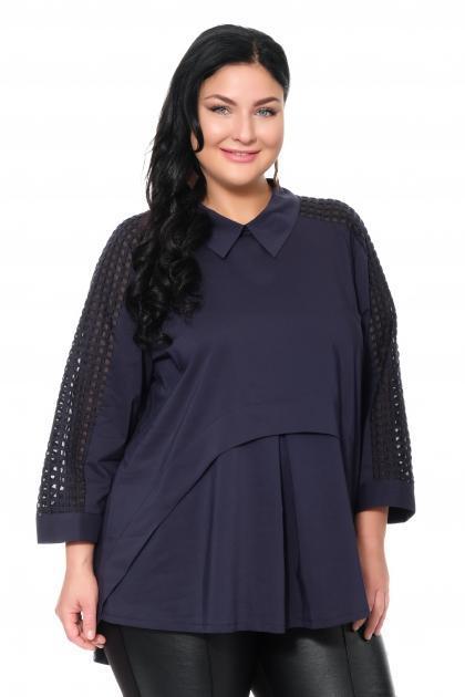 Артикул 17245 - блуза большого размера