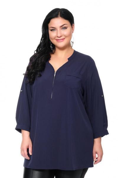 Артикул 17247 - блуза большого размера