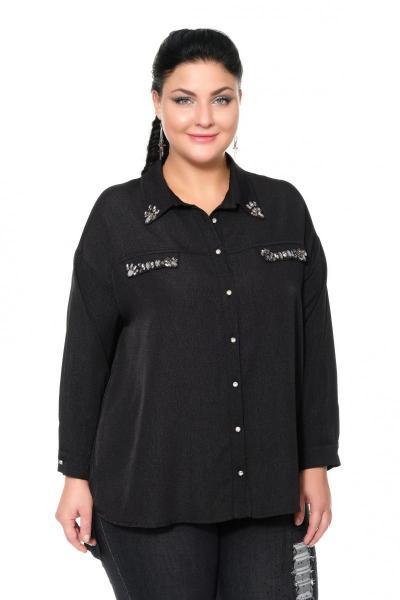 Артикул 335537 - блуза большого размера