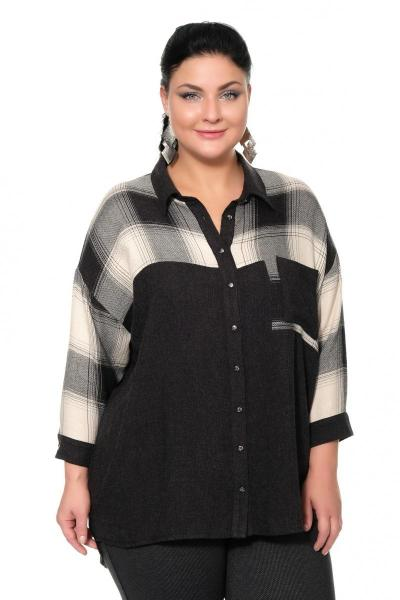 Артикул 335506 - блуза большого размера