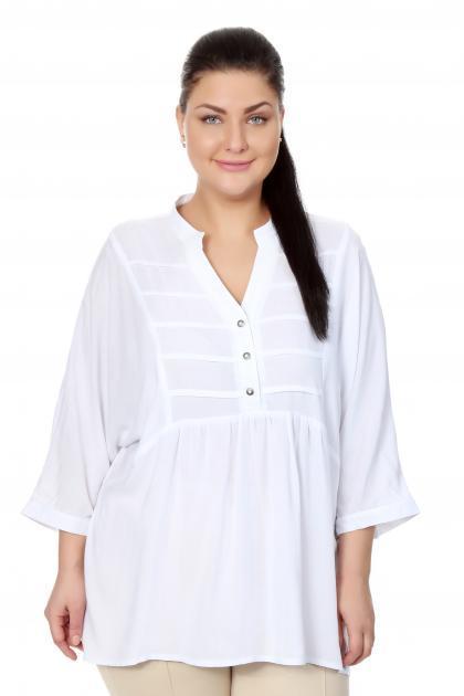 Артикул 17211 - блузка  большого размера