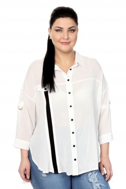 Артикул 334547 - блузка большого размера