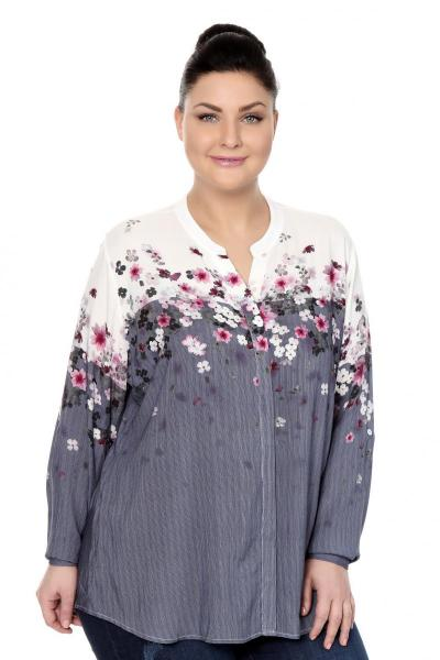 Артикул 306420 - блузка большого размера