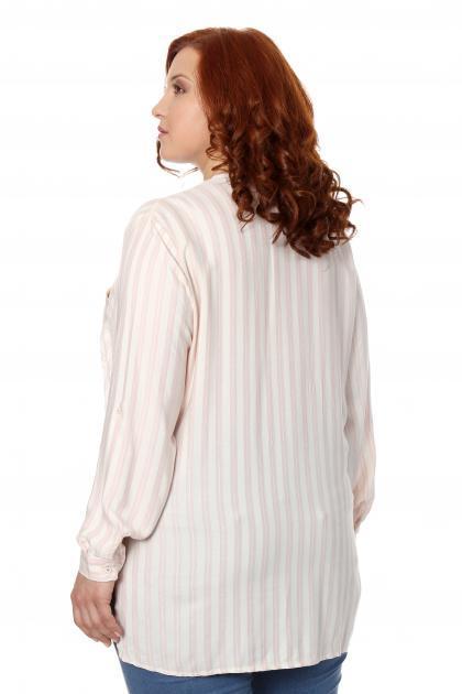 Артикул 306548 - блузка большого размера - вид сзади