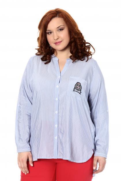 Артикул 306521 - блузка большого размера