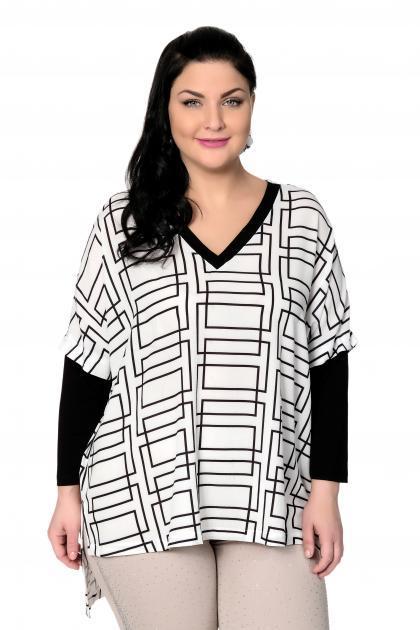 Артикул 306897 - блузка большого размера