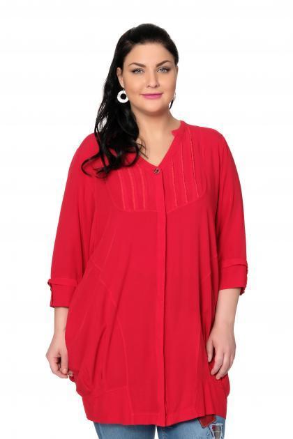Артикул 306321 - блузка большого размера