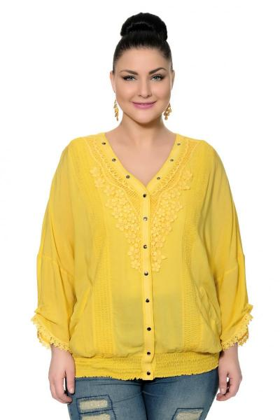 Артикул 306888 - блузка большого размера