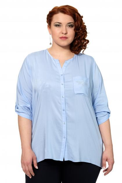 Артикул 306553 - блузка большого размера