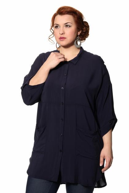 Артикул 306947 - блузка большого размера