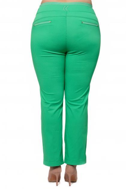 Артикул 301981 - брюки большого размера - вид сзади