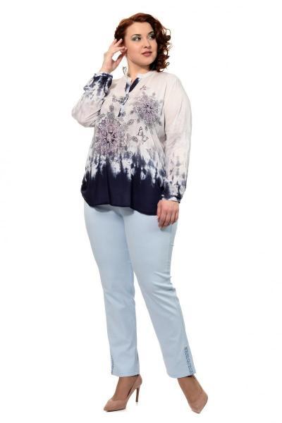 Артикул 302493-1 - брюки большого размера