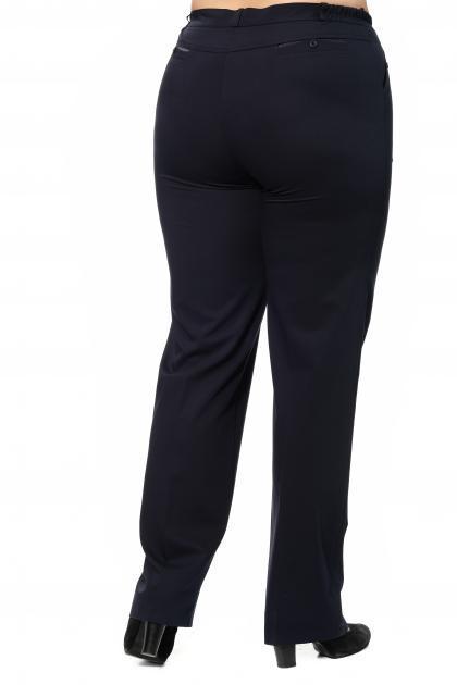 Артикул 307736 - брюки большого размера - вид сзади