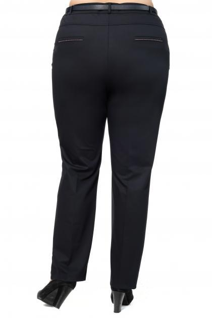 Артикул 307707 - брюки большого размера - вид сзади