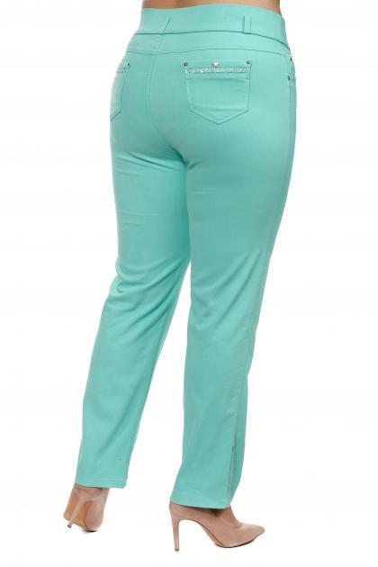 Артикул 302493-1 - брюки большого размера - вид сзади