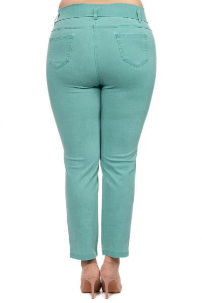 Артикул 309166 - брюки большого размера - вид сзади
