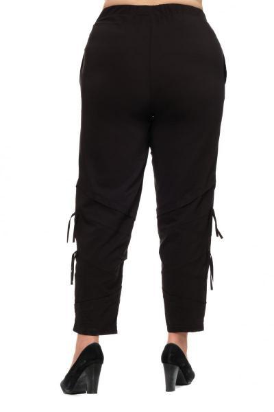 Артикул 301496 - брюки большого размера - вид сзади