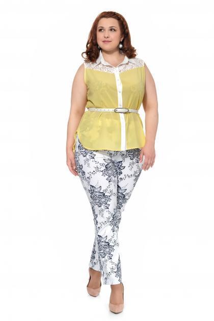 Артикул 303114 - брюки большого размера