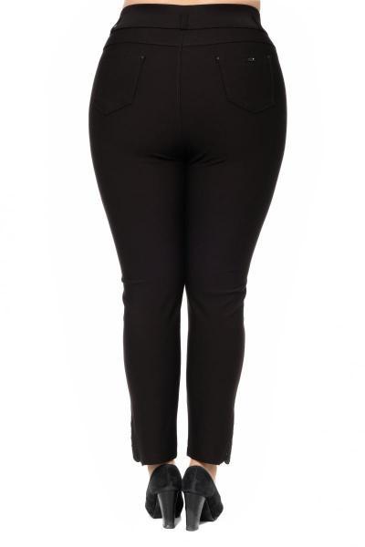 Артикул 302678 - брюки большого размера - вид сзади