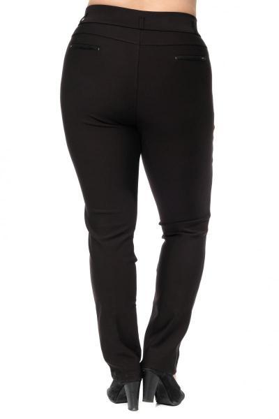 Артикул 301077 - брюки большого размера - вид сзади