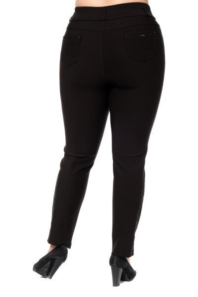 Артикул 302674 - брюки большого размера - вид сзади