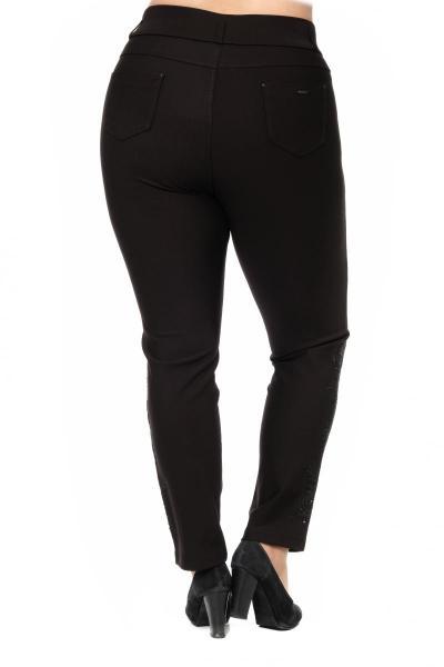 Артикул 302676 - брюки большого размера - вид сзади
