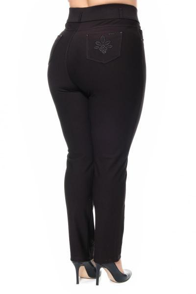 Артикул 301054 - брюки большого размера - вид сзади