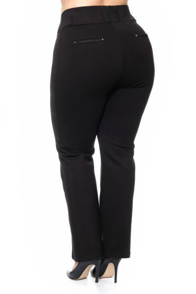 Артикул 308432 - брюки большого размера - вид сзади