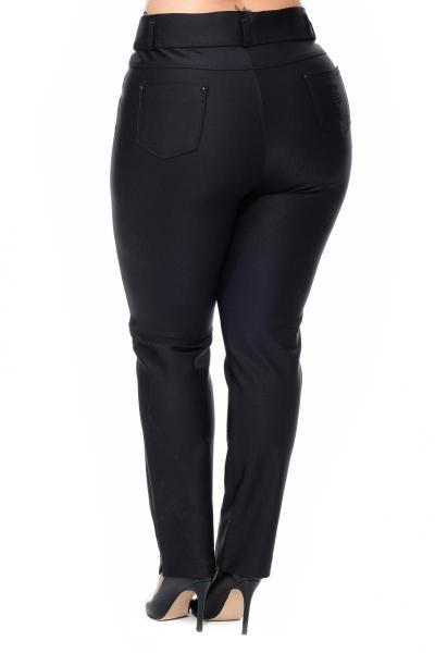 Артикул 302682 - брюки большого размера - вид сзади