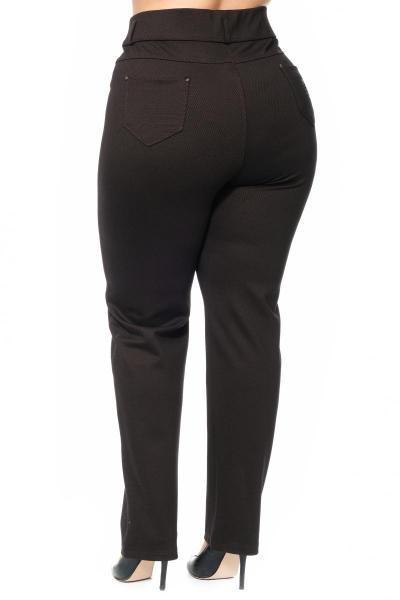 Артикул 302716 - брюки большого размера - вид сзади