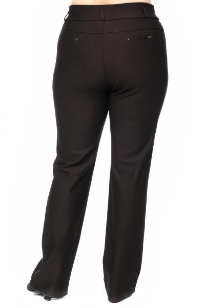 Артикул 302744 - брюки большого размера - вид сзади