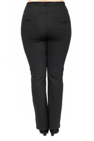 Артикул 303811 - брюки большого размера - вид сзади