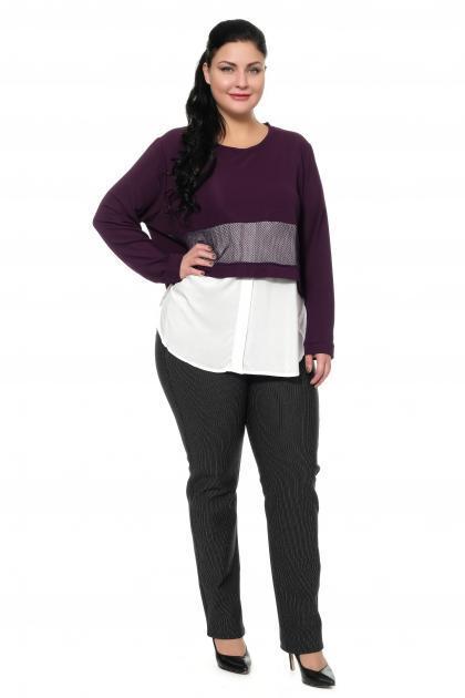 Артикул 301099 - брюки большого размера