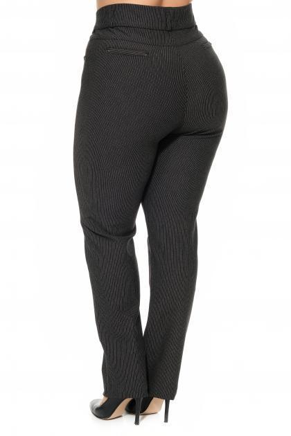 Артикул 301099 - брюки большого размера - вид сзади
