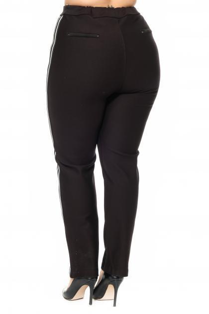 Артикул 301097 - брюки большого размера - вид сзади
