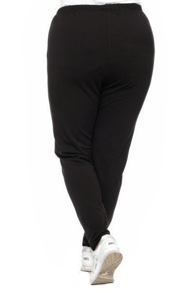 Артикул 301016 - брюки спортивные большого размера - вид сзади