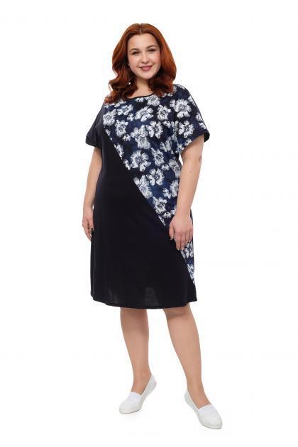 домашнее платье-туника