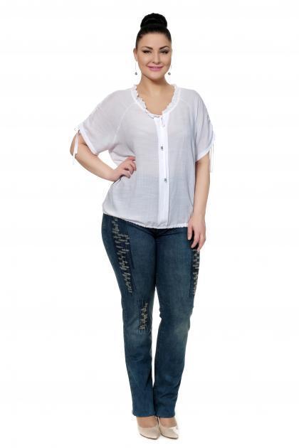 Артикул 300501 - джинсы большого размера