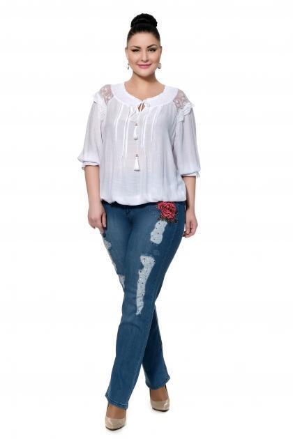 Артикул 301934 - джинсы большого размера