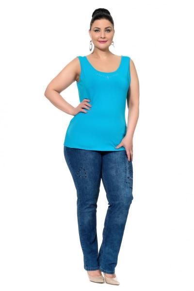 Артикул 300615 - джинсы большого размера